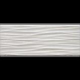 3х60  Керамическая плитка фриз Альба Alba  серая, фото 3