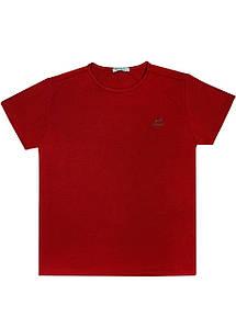 Мужская футболка Doomilai 100% хлопок (красная) Арт. 1857