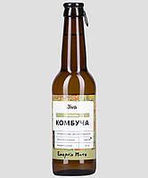 Напиток безалкогольный слабогазированный КОМБУЧА ЭНЕРГИЯ МАТЕ, 0,33 л, TM Jiva