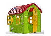 Детский игровой домик Mochtoys Dorex пластиковый садовый столик стульчик для детей для дома дачи