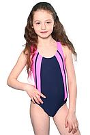 Гарний спортивний купальник для дівчинки з малюнком Keyzi р-ри 122,128,134,140,146,152,158,164