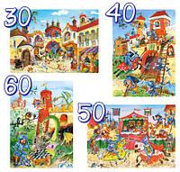 Пазлы Castorland 04195 60-50-40-30
