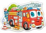 Пазлы Castorland 015078 Пожарная машина
