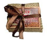 Мыло скраб с фитором, глицерином и молотыми зернами кофе130 гр