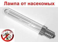 Ультрафіолетова інсектицидна лампа до знищувачу комах BL 2W E27, фото 1