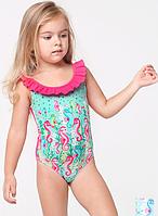 Суцільний купальник для дівчинки Keyzi р-ри 92,98,104,110,116