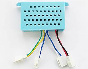 Блок управления детского электромобиля Bambi 3602 12V Bluetooth, фото 2