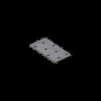 PP1 - Монтажная пластина 80x40 мм