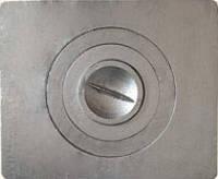 ✅ Плита чугунная одноконфорочная (360 х 410 мм)10кг