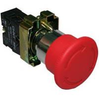 Кнопка-гриб NP2-BS542 1NC 40мм с фиксацией, возврат поворотом d40мм C