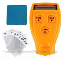 Автомобильный толщиномер GM200 Yellow (GFH67HHND)