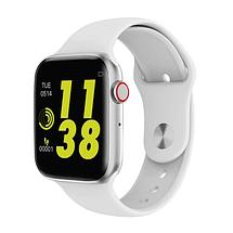 Фитнес браслет трекер Smart Watch C500 Умные спортивные смарт часы с микрофоном для здоровья влагозащита IP67, фото 2