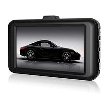 Автомобільний відеореєстратор Full HD T679 DVR для авто Реєстратор машину з монітором записом 1080p, фото 3