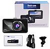 Автомобільний відеореєстратор Full HD T679 DVR для авто Реєстратор машину з монітором записом 1080p, фото 6