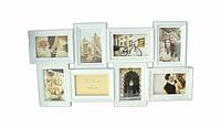 Фотоколлаж на 8 фото Прямоугольные Рамки