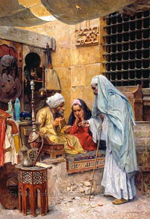 Пазлы Castorland 102952 Восточный базар