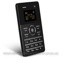 Мобильный маленький телефон Aiek Card Phone Qmart Q1