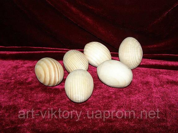 Пасхальные яйца под роспись (набор 6 шт), фото 2