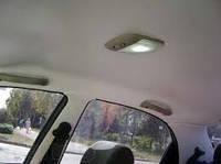 Пошив потолка авто