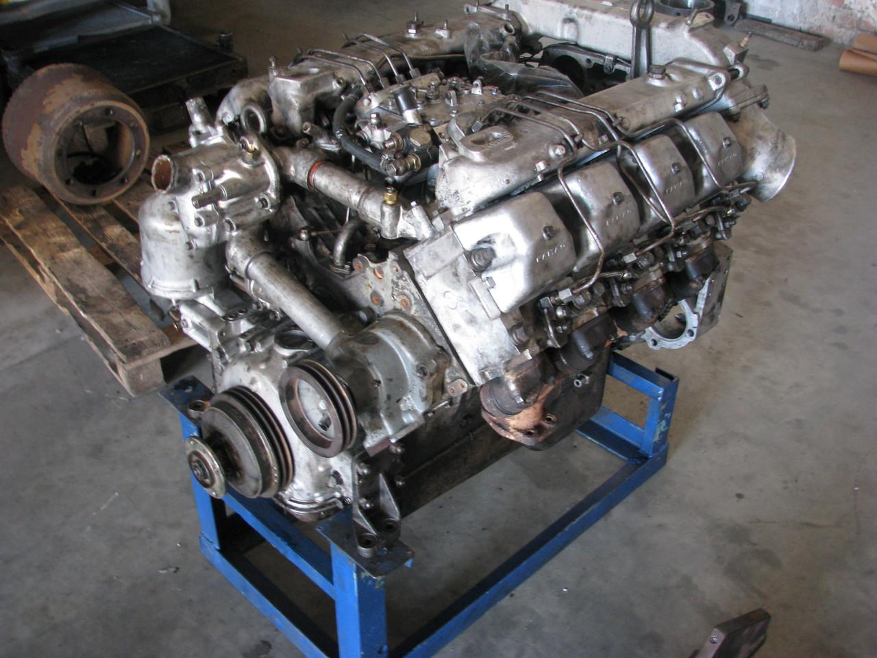Капітальний ремонт двигуна вантажних автомобілів