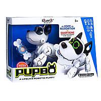 Интерактивный робот-щенок Silverlit PupBo (88520)