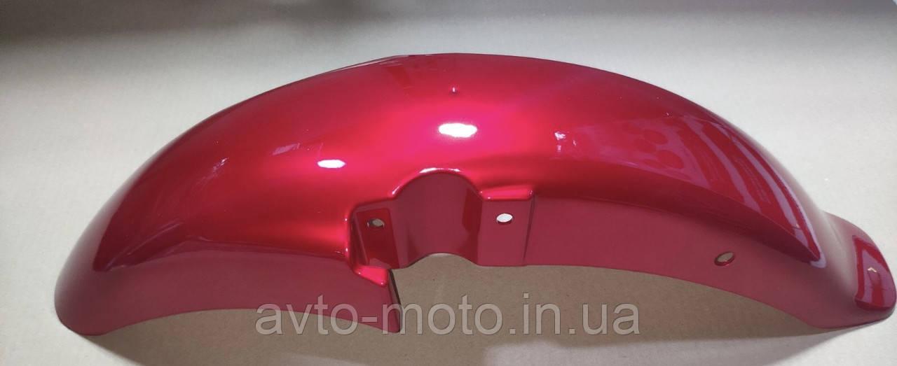 Крыло переднее Мinsk-SONIК-125-150 красное