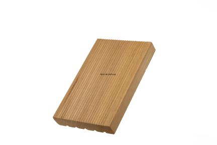 Палубная доска из сибирской лиственницы* 20х120/140 мм, длина 2-6м сорт ЭК
