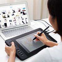 Графічний монітор планшет GAOMON PD1161, 11.6 дюймів, пасивний стилус, 8 експрес-клавіш Гарантія 12 міс.