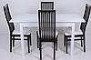 Стол Сан Ремо кухонный обеденный прямоугольный раскладной / Биформер