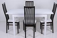 Стол Сан Ремо кухонный обеденный прямоугольный раскладной / Биформер, фото 1