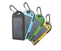 Power Bank 30000 mAh Solar с солнечной батареей
