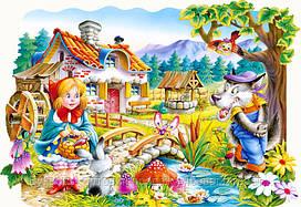Пазлы Castorland Maxi 02160 Красная шапочка