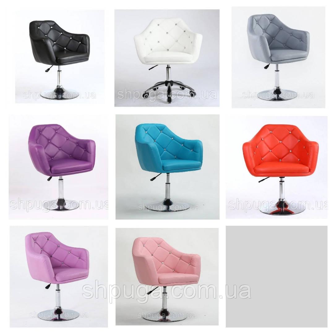 Парикмахерское или косметическое кресло код 830 цвет на выбор из каталога