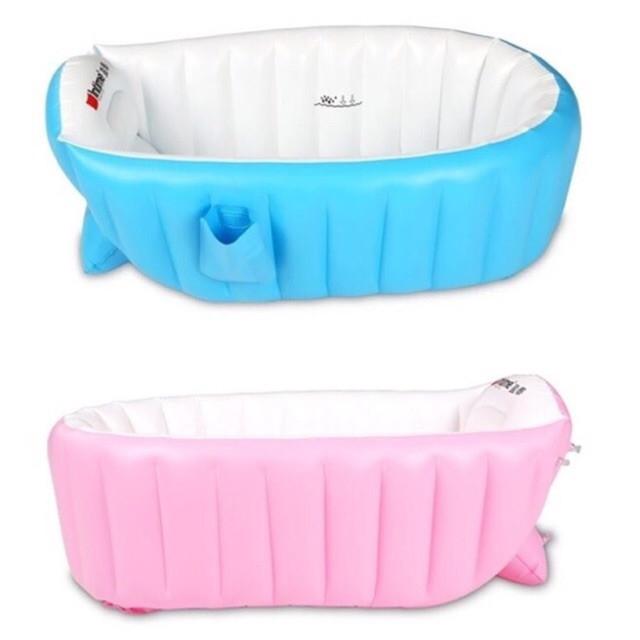 Надувна ванночка Intime Baby Bath Tub