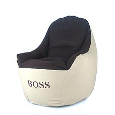 Бескаркасное кресло мешок BOSS
