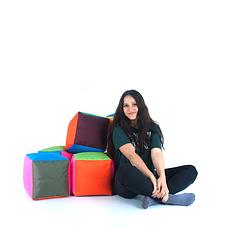 Мягкая мебель пуф