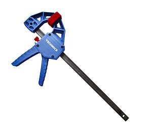 Струбцина быстрозажимная Technics Master пластиковая 300 х 60 мм (43-671)
