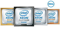 Процессор Dell Intel® Xeon® Gold 6240 2.6G, 18C/36T, 10.4GT/s, 24.75M Cache, Turbo, HT (150W) (210-Xeon-6240)