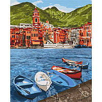 Картина для малювання за номерами Ідейка 40х50 см Пейзажі