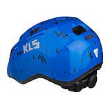 Шолом KLS Zigzag синій, фото 2