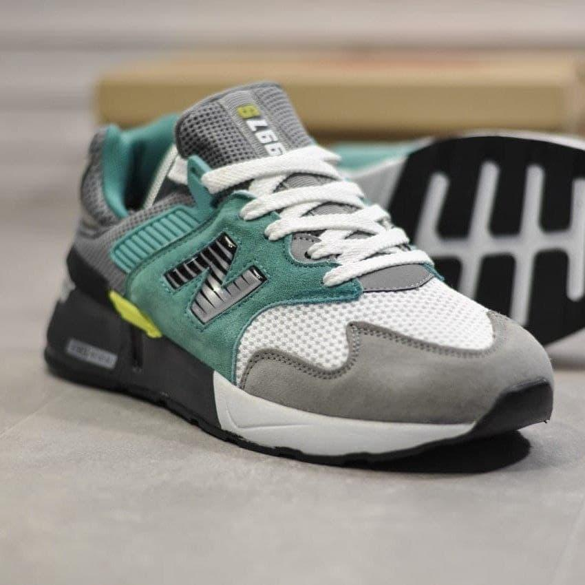 Чоловічі кросівки New Balance 997 Sport Green | Нью Беланс 997 Спорт Зелені