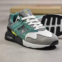 Чоловічі кросівки New Balance 997 Sport Green | Нью Беланс 997 Спорт Зелені, фото 1