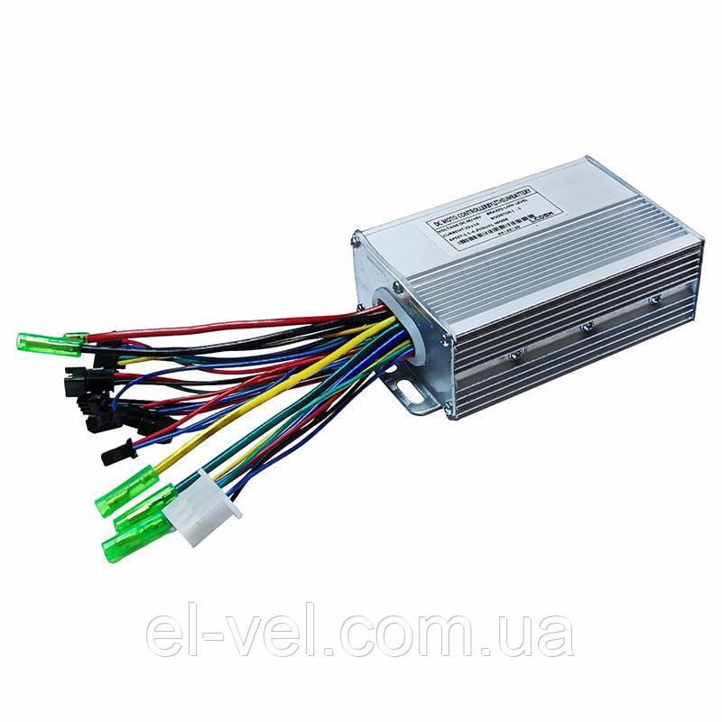 Контроллер 36/48В  13A с разъемом для LCD  S866 (до 350Вт)