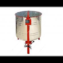 Медогонка автоматическая 6-ти рамочная под рамку Рута (ременной привод)