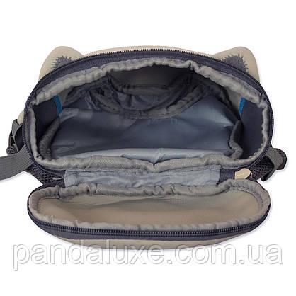 Рюкзак дитячий неопреновий вологостійкий Єнот, фото 3