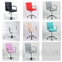 Перукарське , косметичне крісло код 1015 Колір на вибір з каталогу.