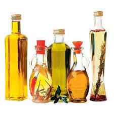 Вся користь рослинних олій.