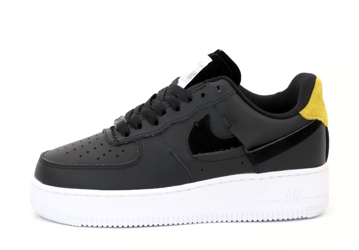 Жіночі кросівки Nike Air Force 1 Low White/Gold