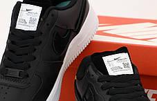 Жіночі кросівки Nike Air Force 1 Low White/Gold, фото 3