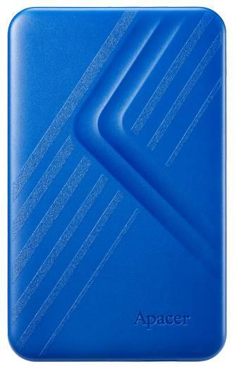 HDD накопитель Apacer AC236 1TB (AP1TBAC236U-1) USB 3.0 Blue (6501327)